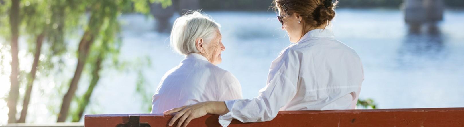 Guide till dating en äldre kvinna